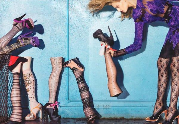 The Great Tights Debate Expensive Vs Cheap Hosiery Luxury Legs