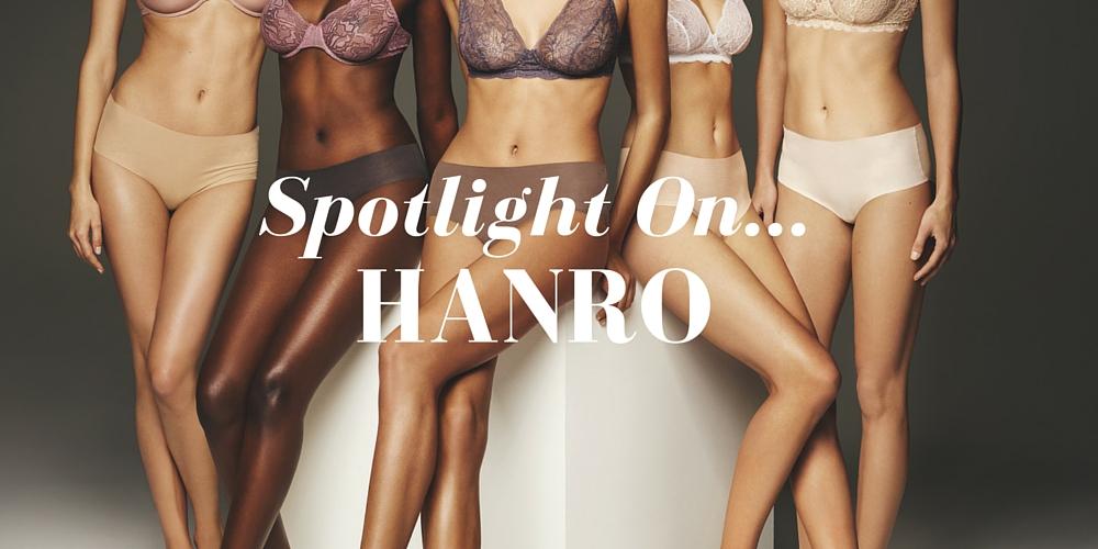 Spotlight On Hanro Blog