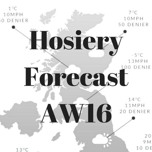 Hosiery Forecast AW16