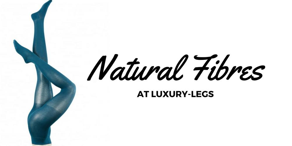 Natural Fibre Tights