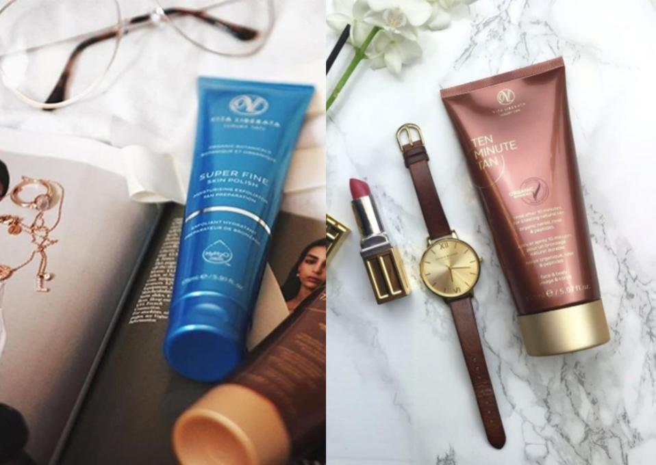 skincare what to wear winter night out tanning
