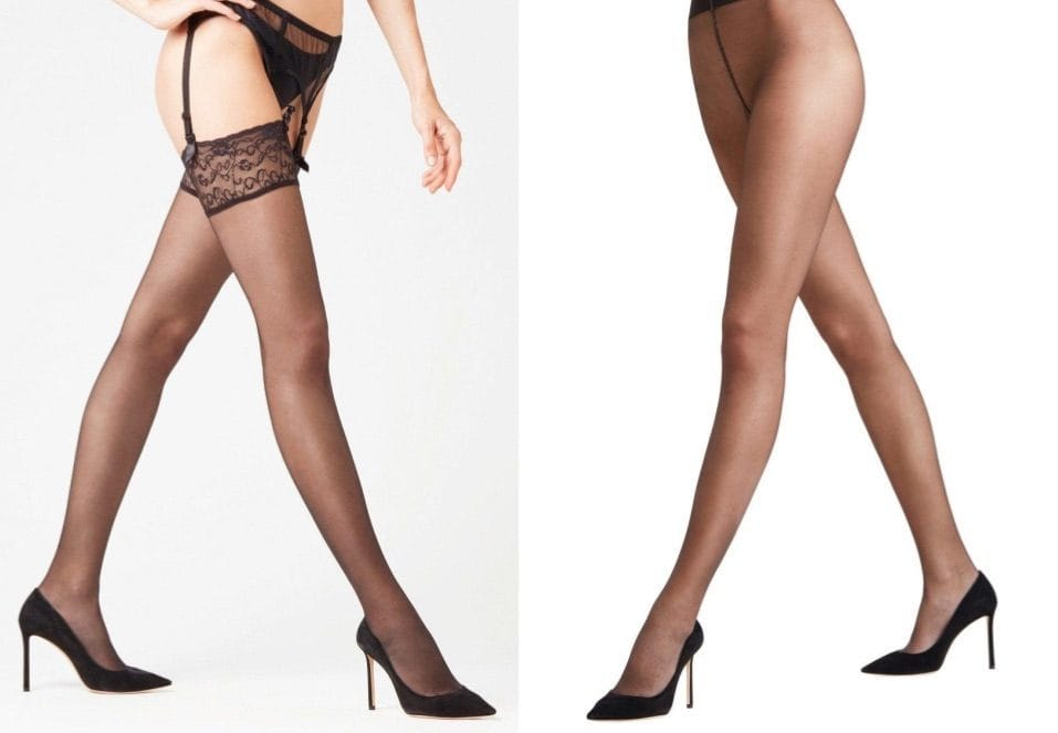 stockings vs tights
