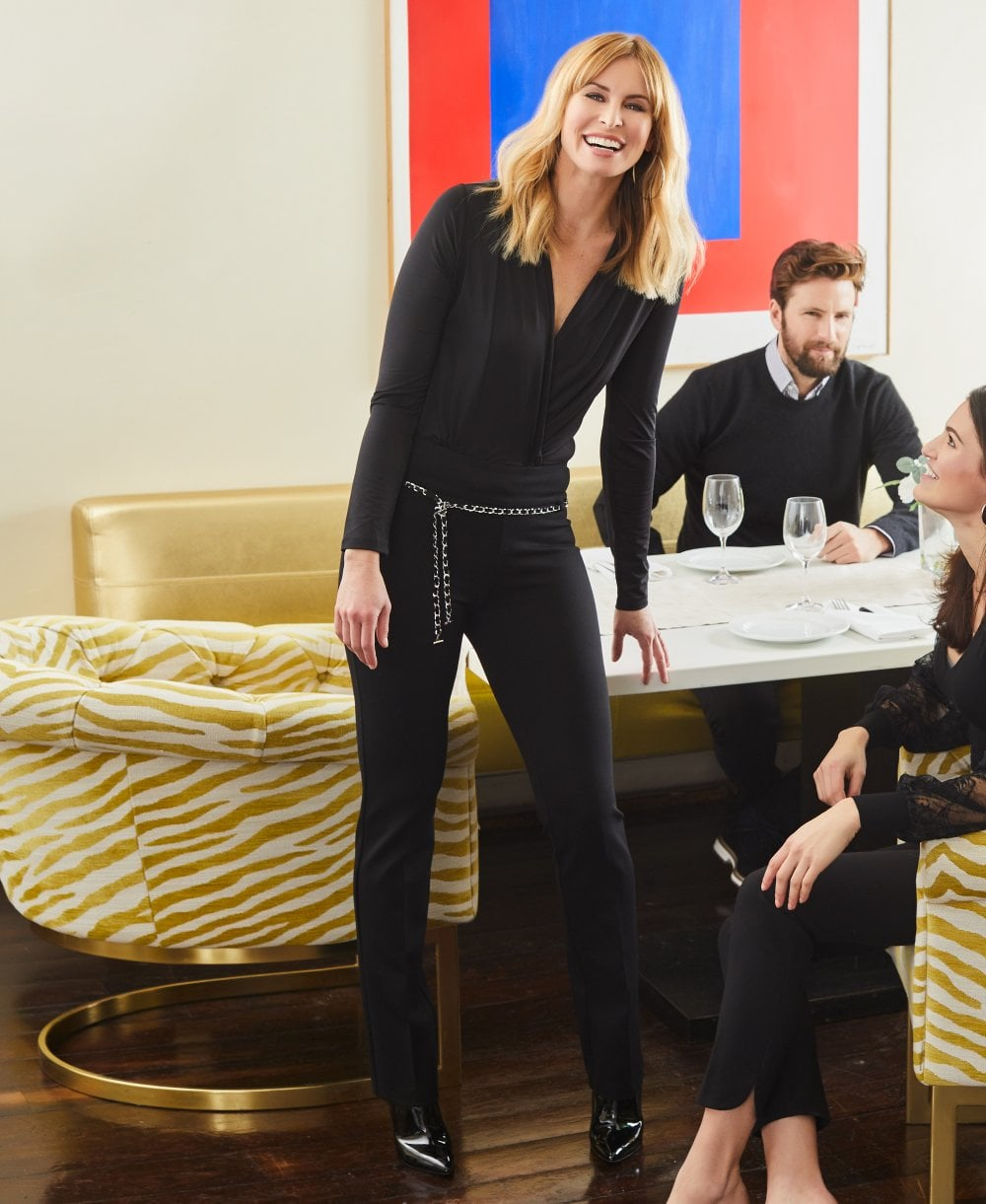 What to Wear to a Christmas Party   Luxury Legs