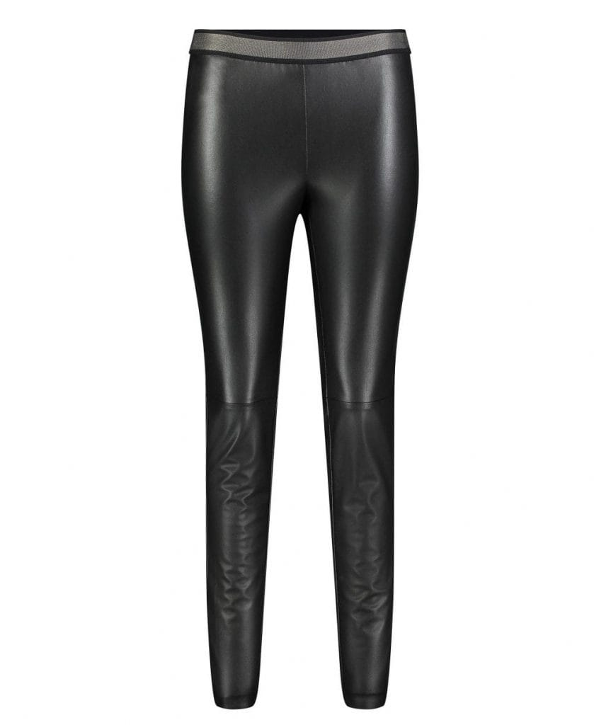 Mac Leather Leggings | How to Wear Leather Leggings