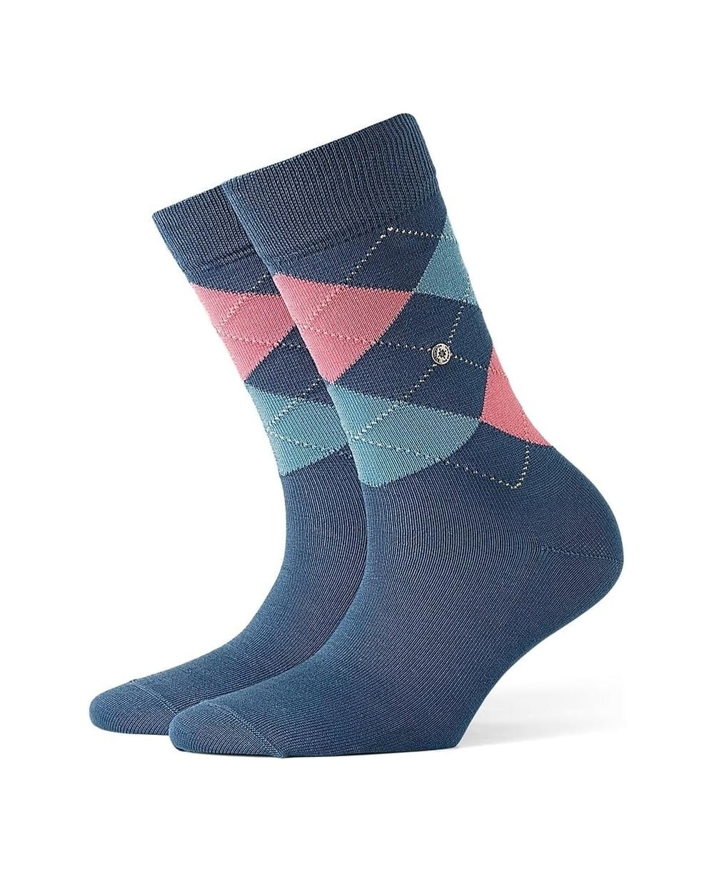 burlington covent garden cotton argyle socks burlington