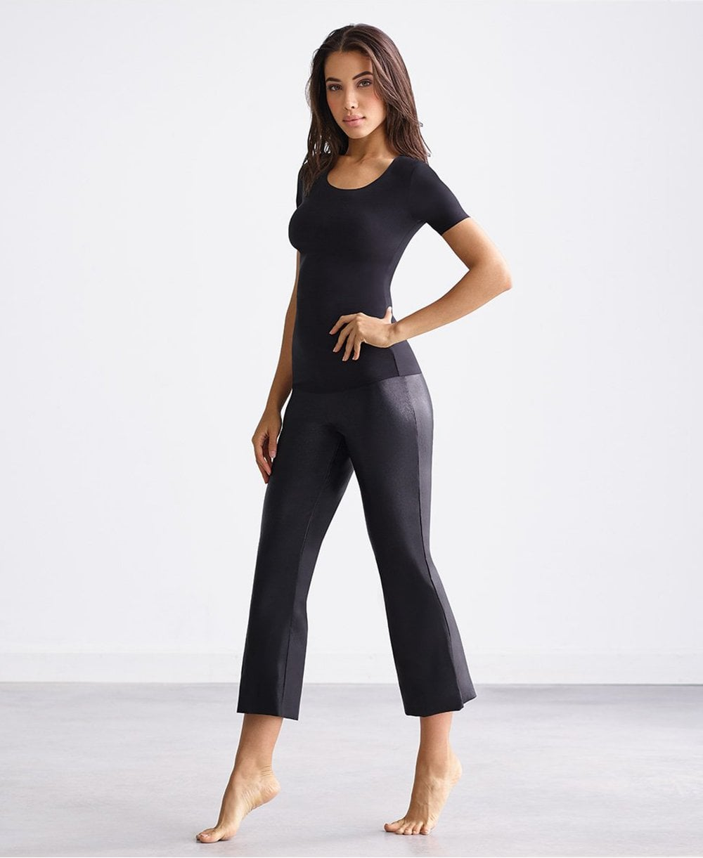 Cropped Flare Leggings Online Sale, UP TO 20 OFF