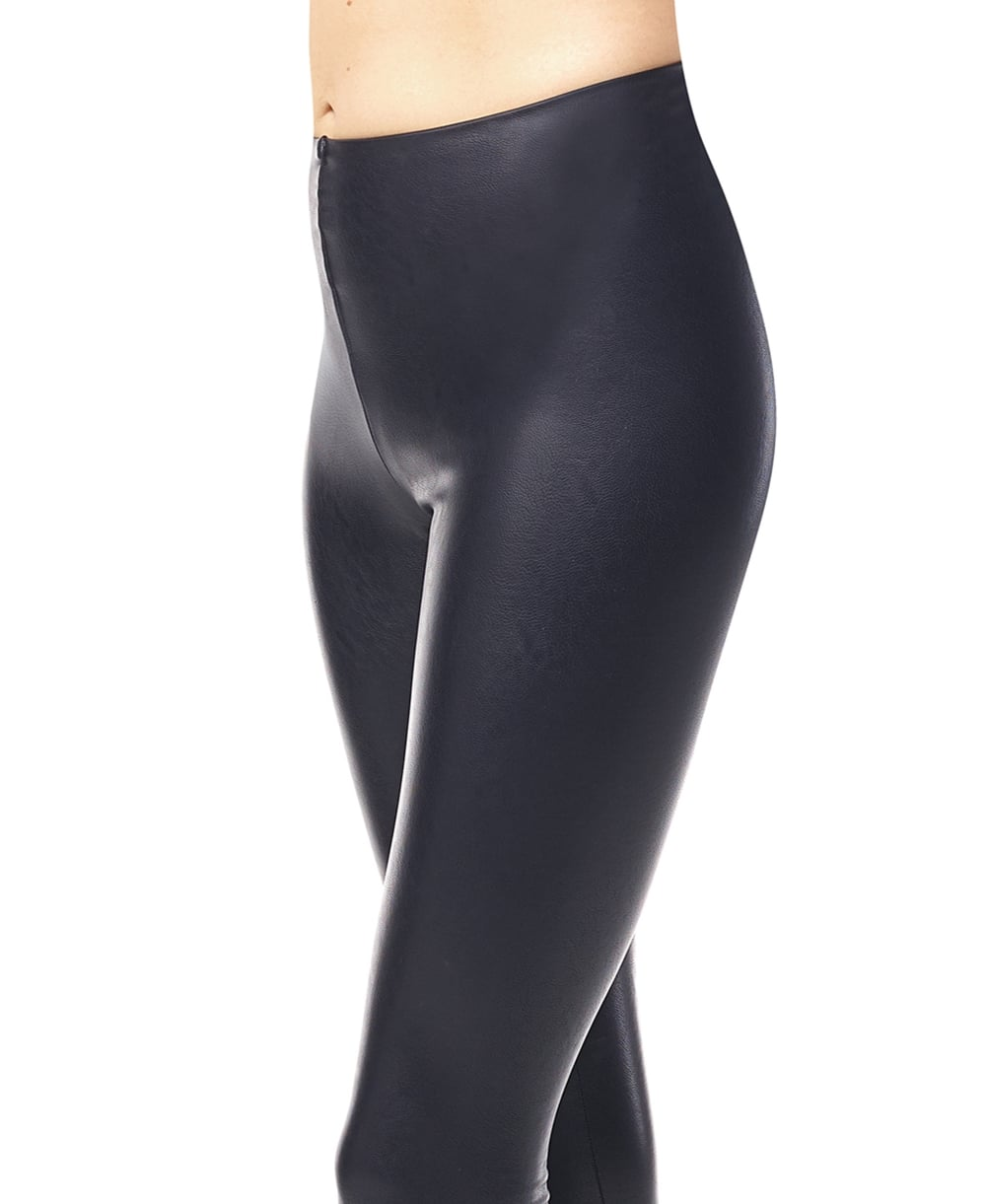 eee1b2651d1aa Commando Perfect Control Faux Leather Legging - Leggings from luxury ...