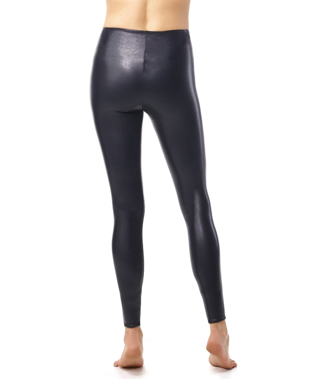 76a6b720bae69 Commando Perfect Control Faux Leather Legging - Leggings from luxury ...