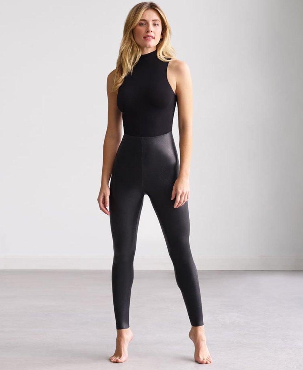 good quality latest design biggest discount Commando Perfect Control Faux Leather Leggings