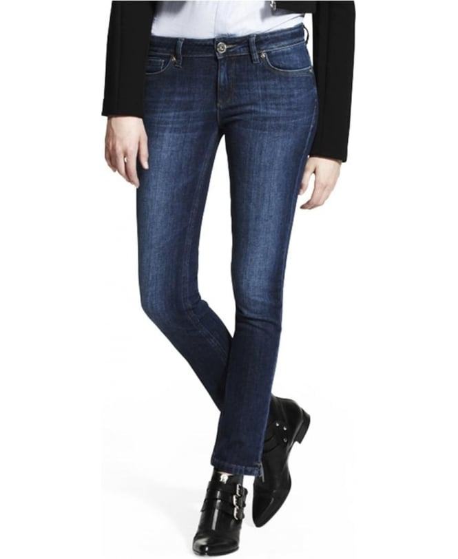 DL1961 Angel Ankle Cigarette Slim Jean