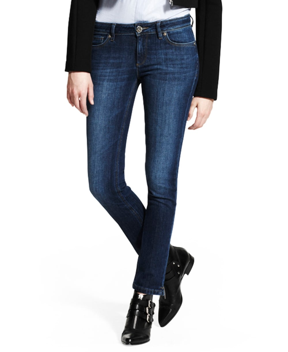 0c5e373d3c5 DL1961 Angel Ankle Cigarette Slim Jean - Jeans from luxury-legs.com UK