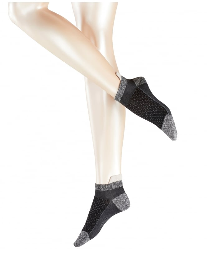 Falke Covering Patterned Sneaker Socks