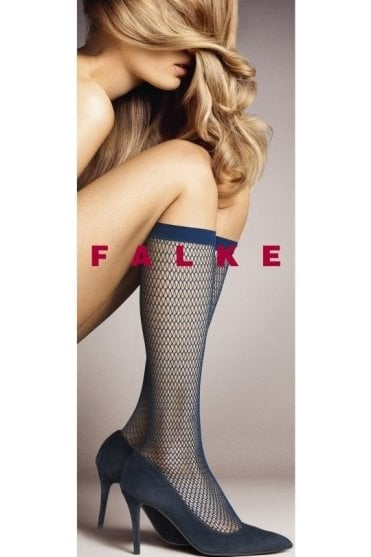 Fish Trap Knee High Socks