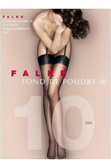 Fond De Poudre 10 Denier Stockings