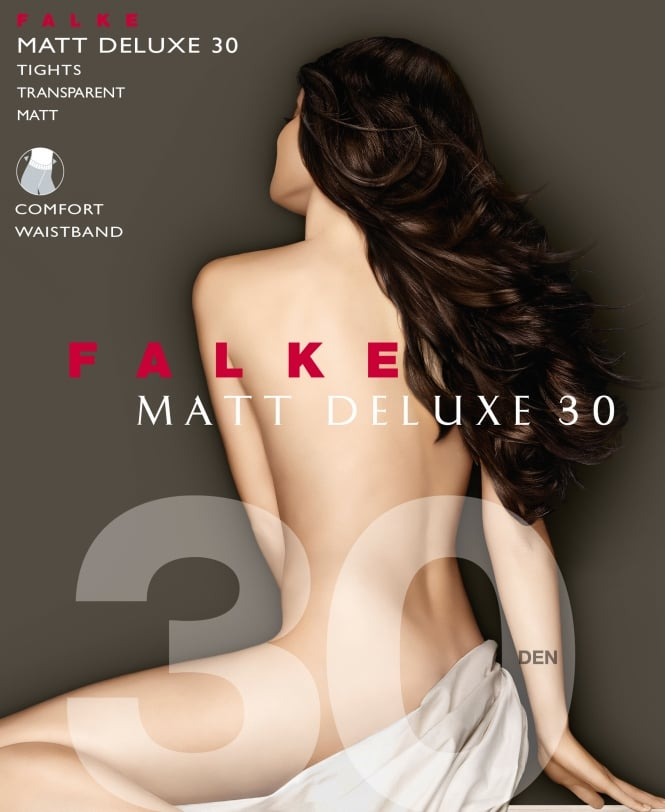 Falke Matt Deluxe 30 Denier Tights