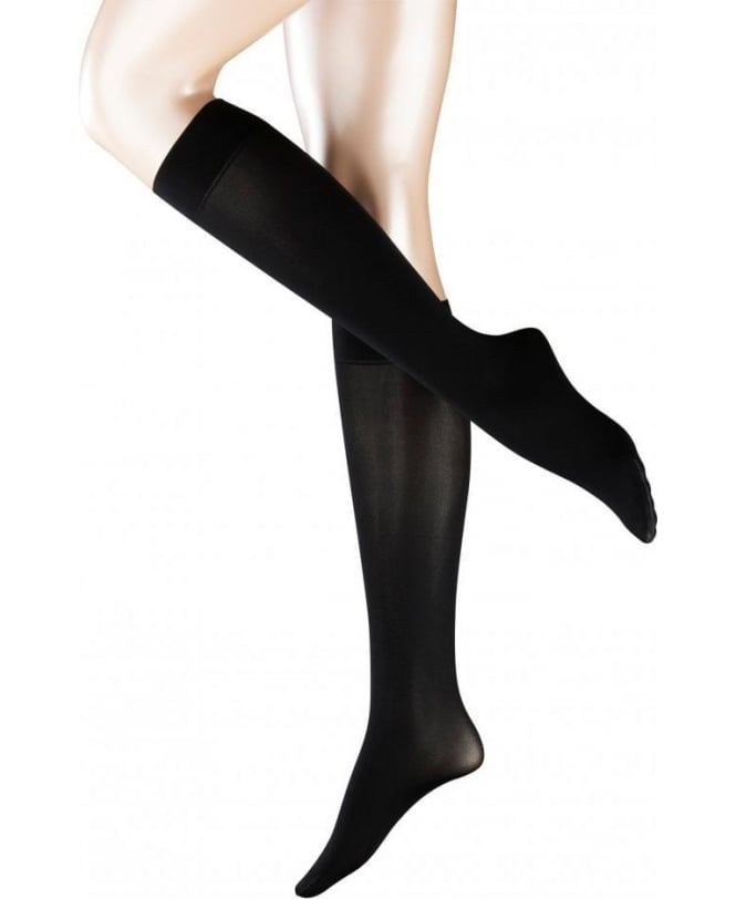 Falke Pure Matte 50 Denier Knee-Highs