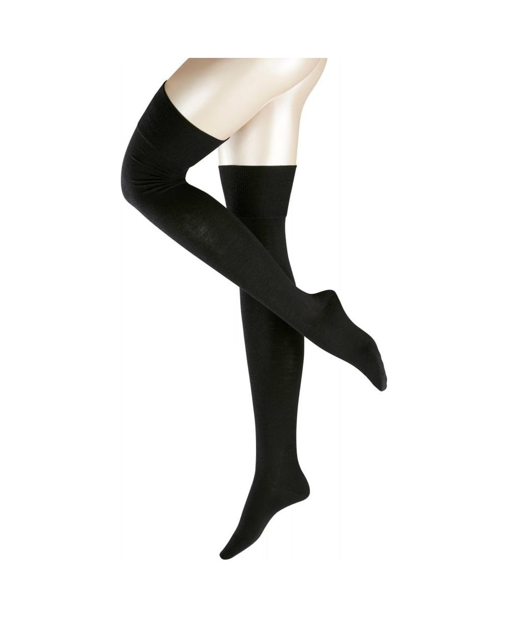955123d24 Falke Striggings Over Knee Socks - Socks from luxury-legs.com UK