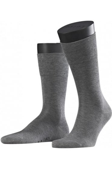 Tiago Mens Mercerised Cotton Socks