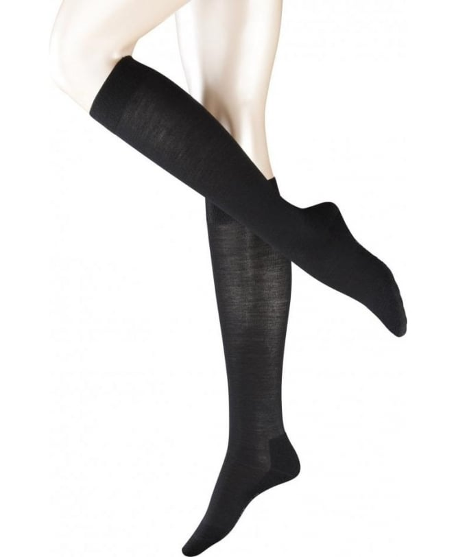 Falke Wool Balance Innovative Comfort Sole Knee-High Socks