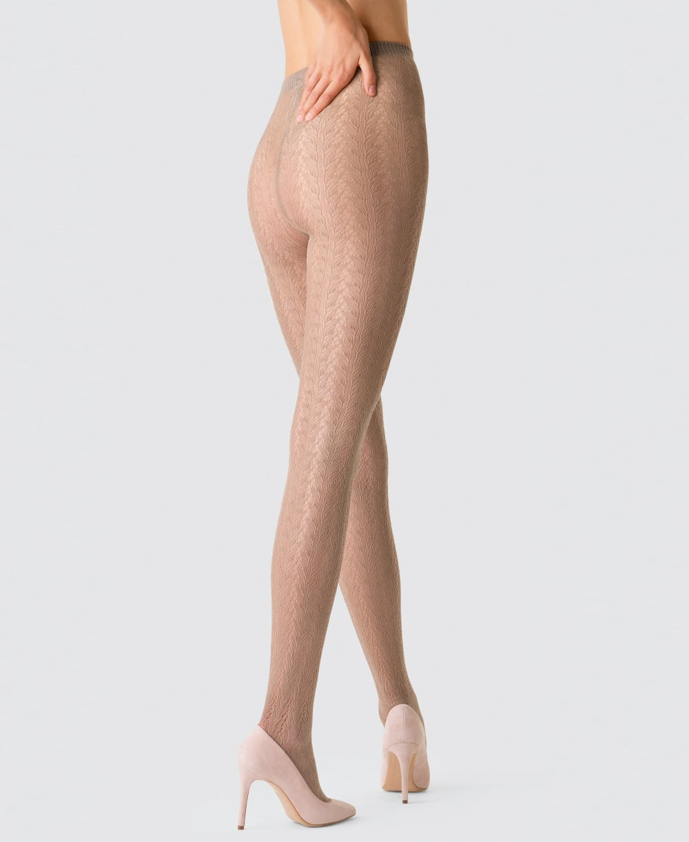 664172b4bc0 Fogal Ilaria Cotton Tights - Tights from luxury-legs.com UK