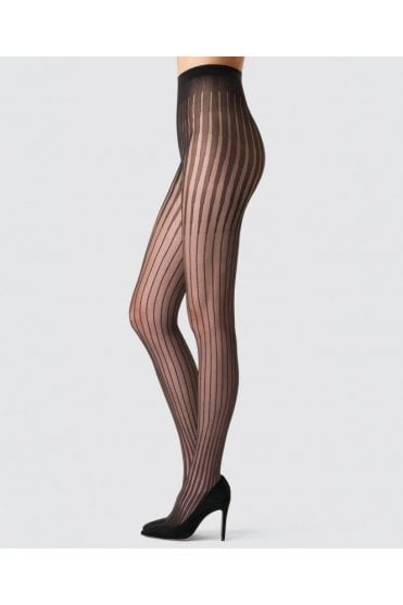 Irelia Striped Tights