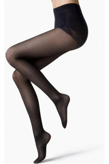 Make Up 40 Denier Control Top Tights