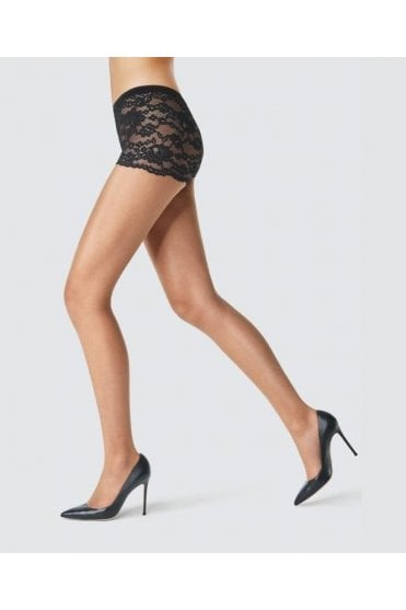 Noblesse Ultra Sheer Tights with Lace Panty
