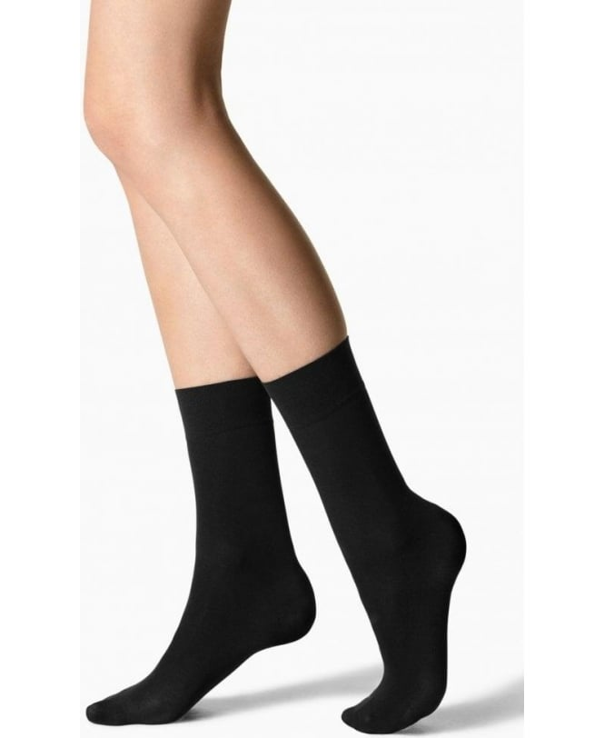Fogal Opaque 30 Denier Ankle Socks