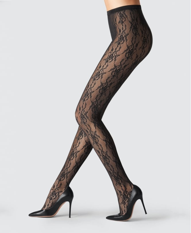 Fogal Romantic Lace Tights
