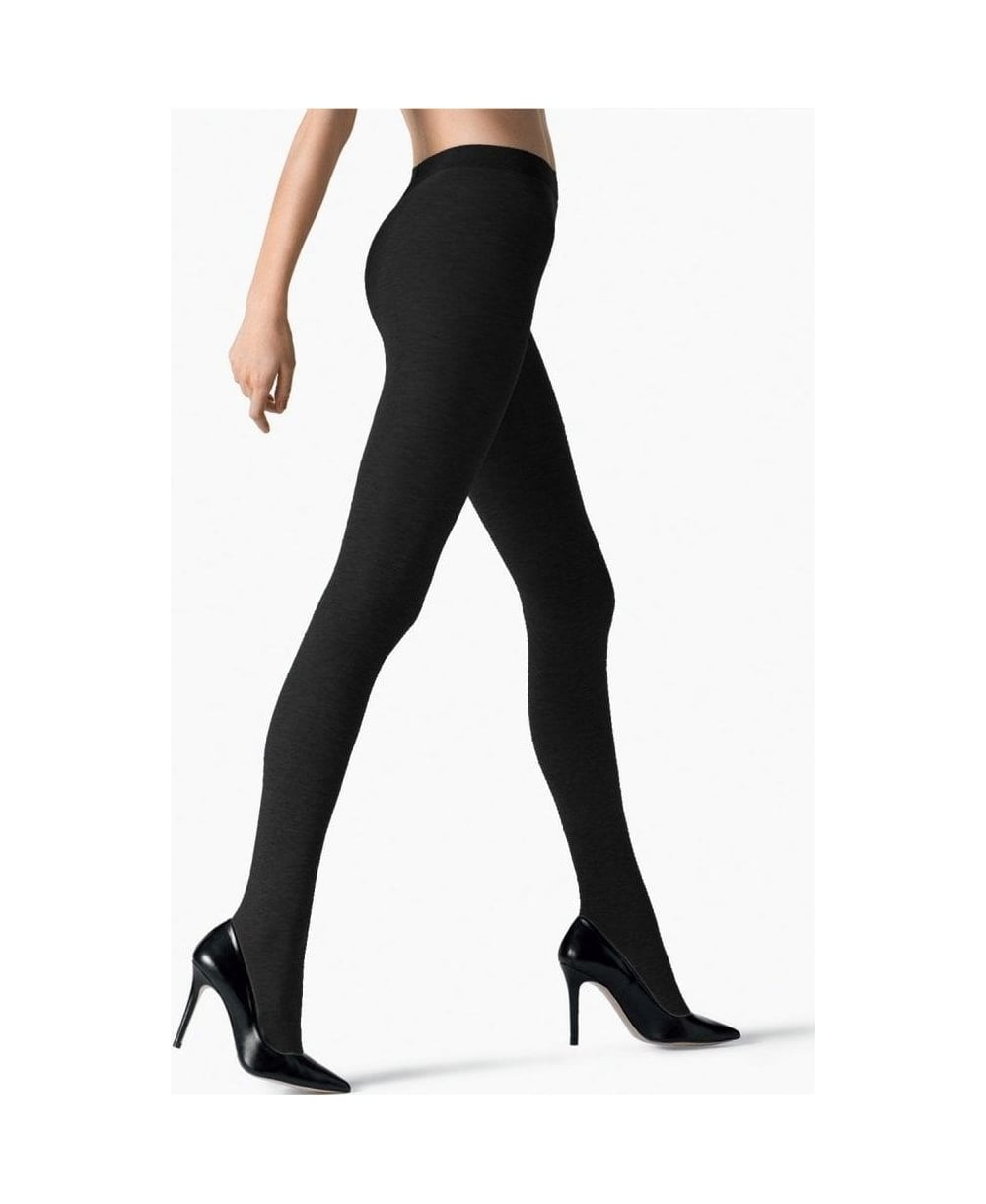 1940317a43b Fogal Sensuelle Cotton   Cashmere Tights - Tights from luxury-legs ...