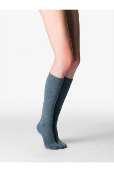 Touch Cotton & Cashmere Knee-Highs