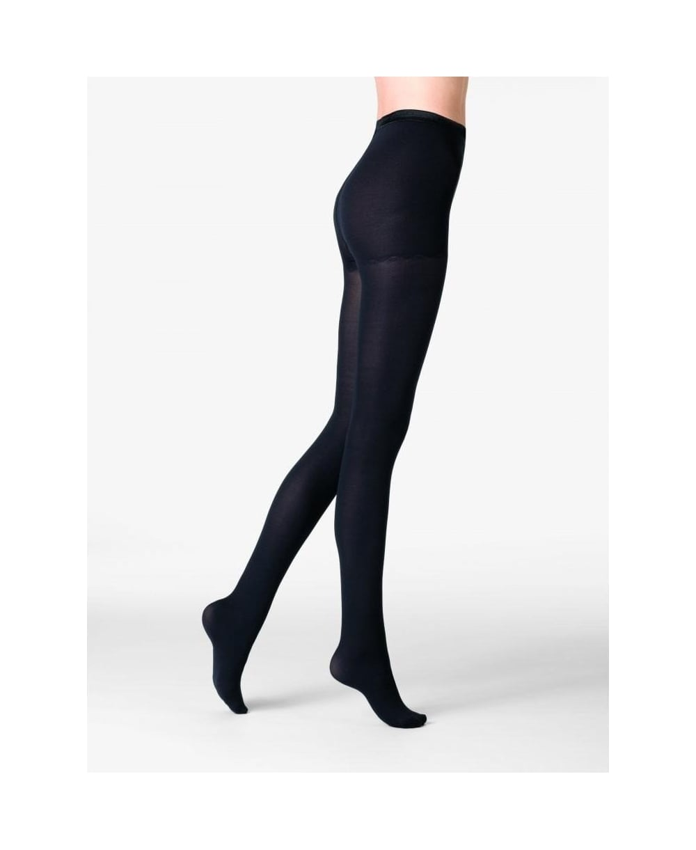 493cfd4f772 Fogal Velour Slimline 50 Denier Control Top Tights - Tights from luxury-legs.com  UK