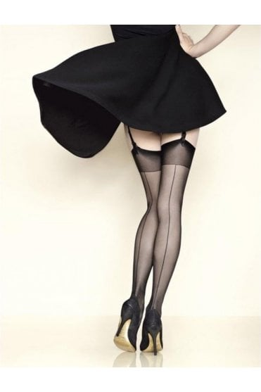 Fatal Seamed Stockings