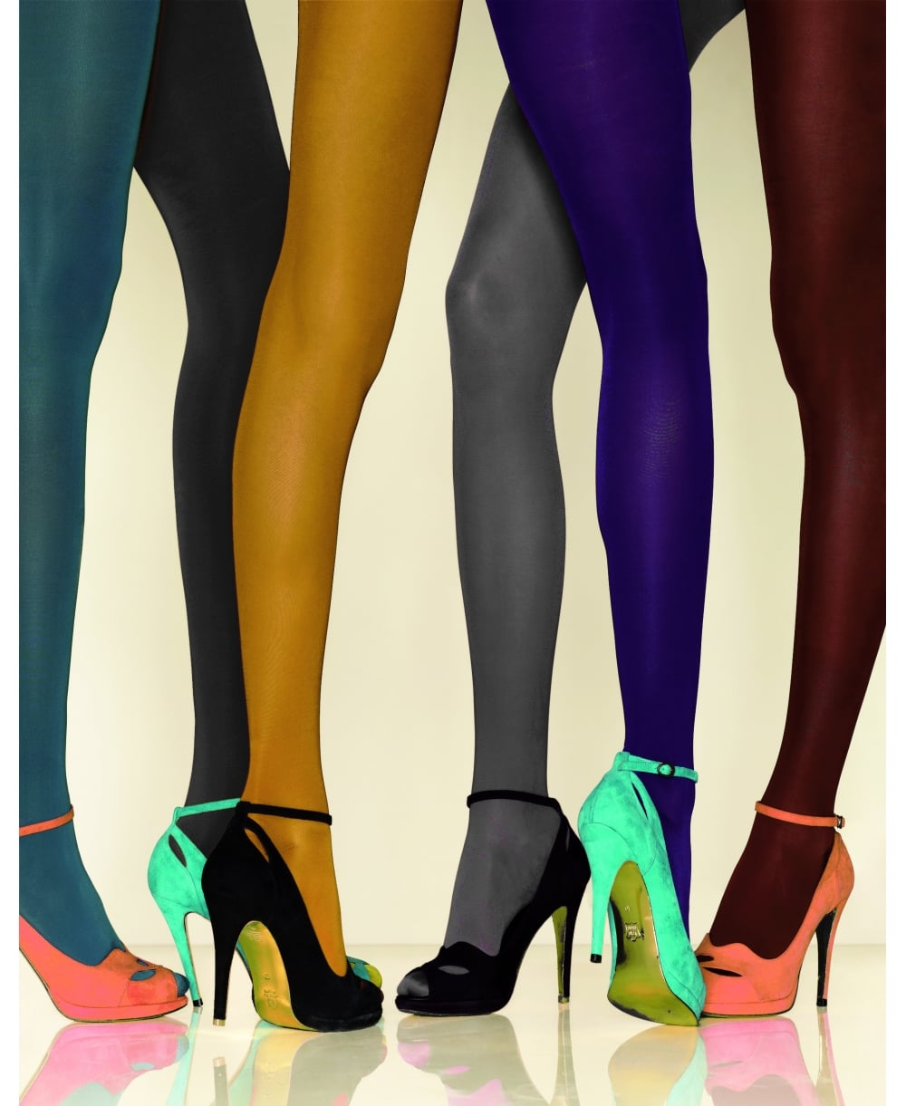 Autumn Style Coloured Tights