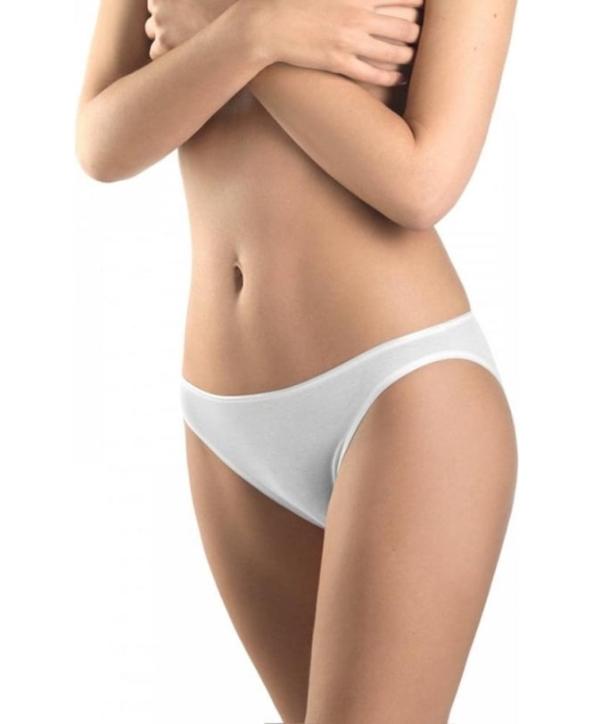 Hanro Cotton Seamless Mini Brief