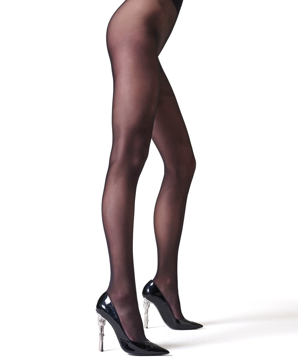 shop cozy fresh where to buy La Perla Anita Supersoft 20 Denier Tights - Tights from luxury ...