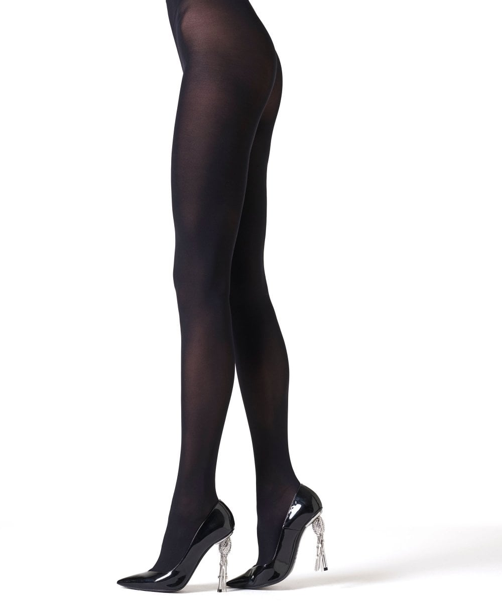buy popular united kingdom various styles La Perla Virna 50 Opaque Tights - Tights from luxury-legs.com UK