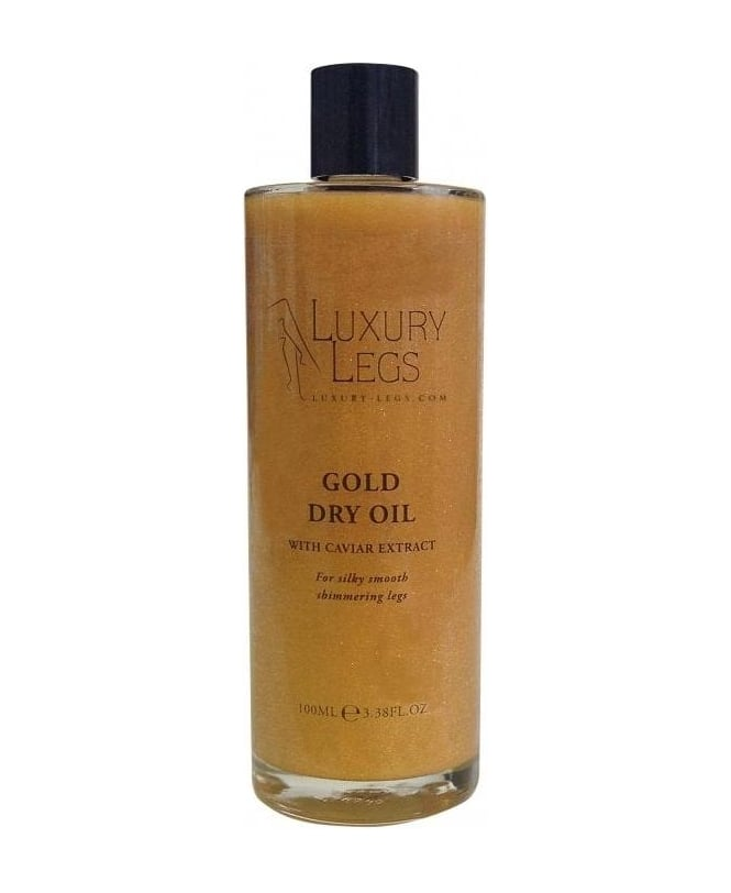Luxury-Legs Gold Dry Oil with Caviar Extract