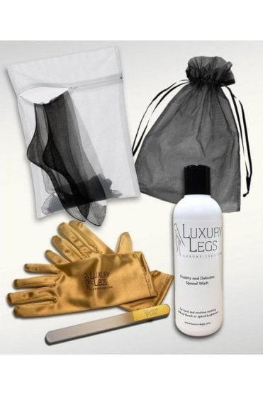 Luxury-Legs Hosiery Care Kit