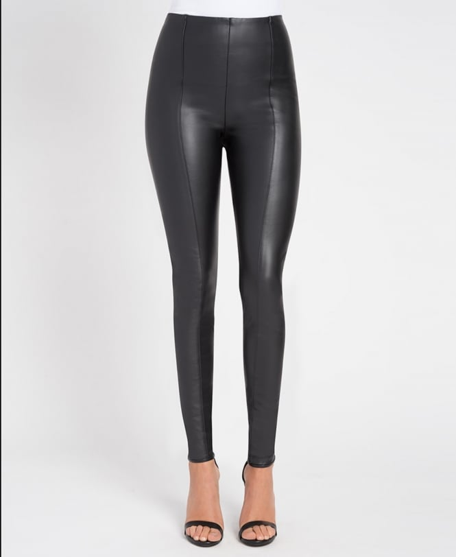 Lysse High Waist Vegan Leather Leggings
