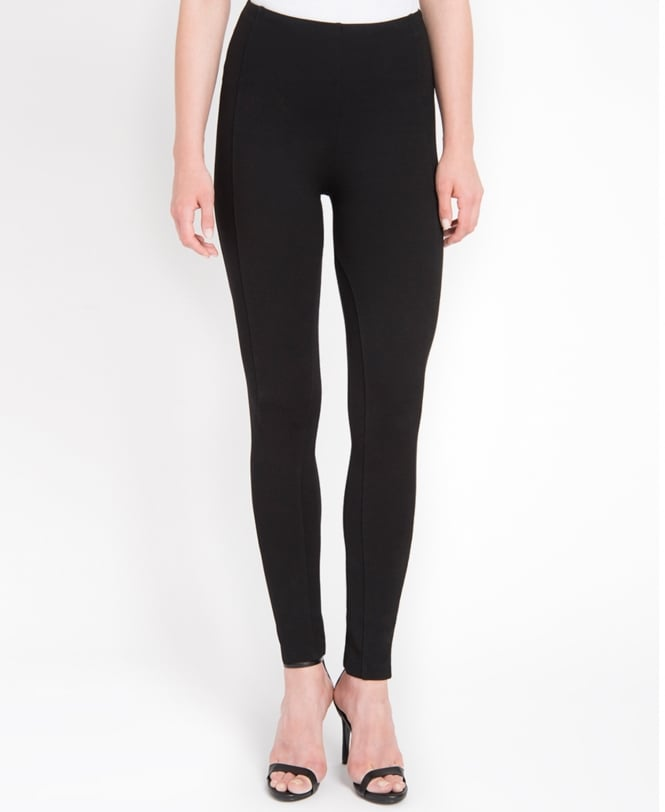 Lysse Mara French Seamed Ponte Leggings