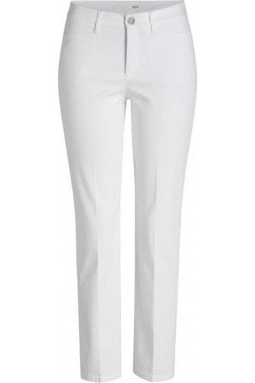 Conny Chic Cropped Stretch Trouser