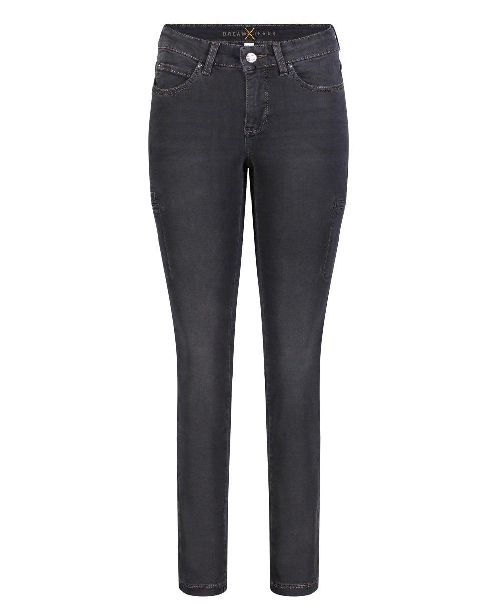 mac dream skinny cargo jean jeans from luxury uk. Black Bedroom Furniture Sets. Home Design Ideas