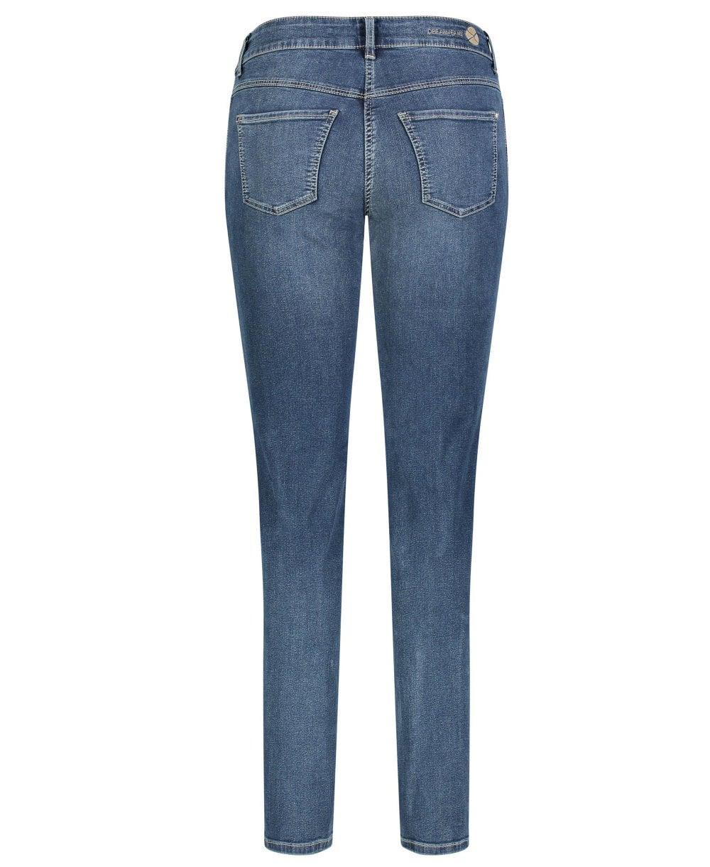 c85a9ebd45e9da MAC Dream Straight Leg Jean - Jeans from luxury-legs.com UK