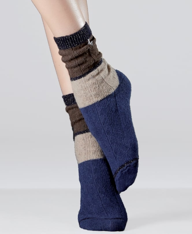 MaxMara Periodi Wool and Cashmere Socks