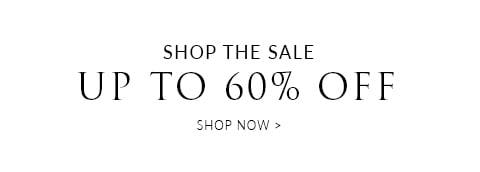 Shop the sale 60%