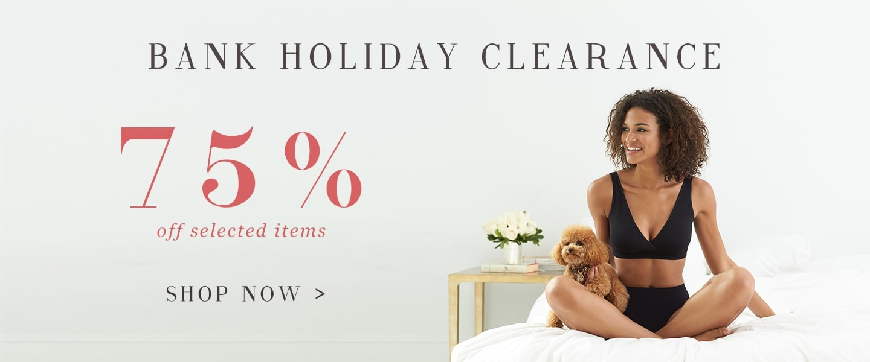 Clearance 75%