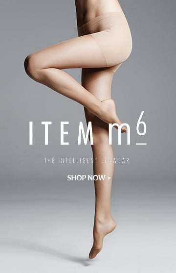 Item m6 invisible tights