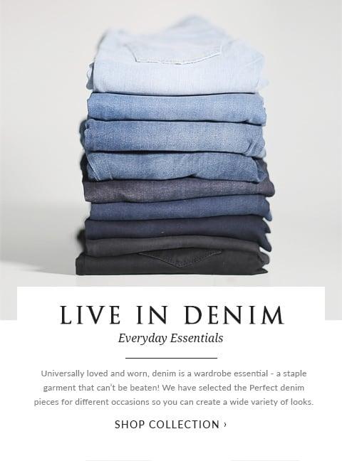 Live in Denim