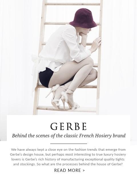 Gerbe - behind the scenes